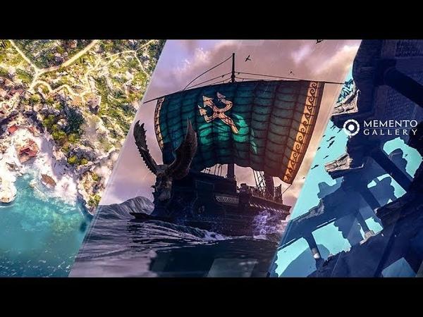 НАСЛЕДИЕ ПЕРВОГО КЛИНКА, ЭПИЗОД 2: ТЕНИ ПРОШЛОГО ► Assassin's Creed Odyssey ► СТРИМ 36