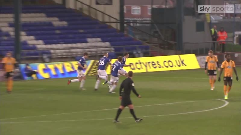 [1920x1080] Oldham 3-1 Cambridge