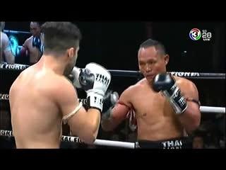 Саенчай - Джамал Мадани, 22.12.18, Thai Fight cftyxfq - l;fvfk vflfyb, 22.12.18, thai fight