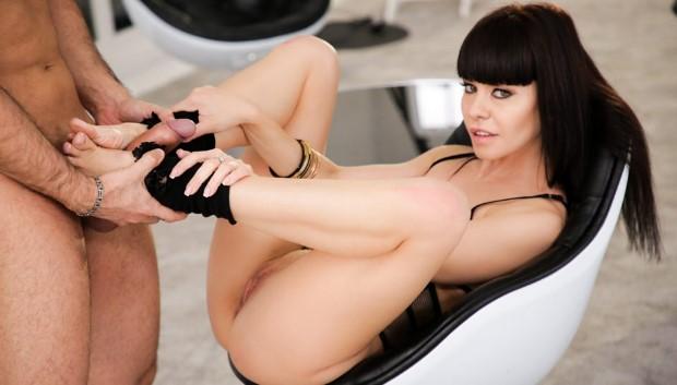 21Sextury - Footie Diva