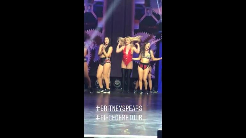 19.07.2018 - Till The World Ends - Borgata, Atlantic City, NJ, USA - Britney Spears