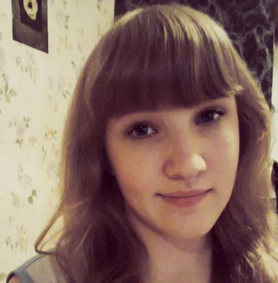 Анастасия Никифорова, 24 декабря 1998, Волгоград, id114399326