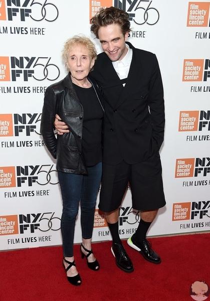 """Роберт Паттинсон на премьере фильма """"Высшее общество"""" в рамках 56th New York Film Festival"""