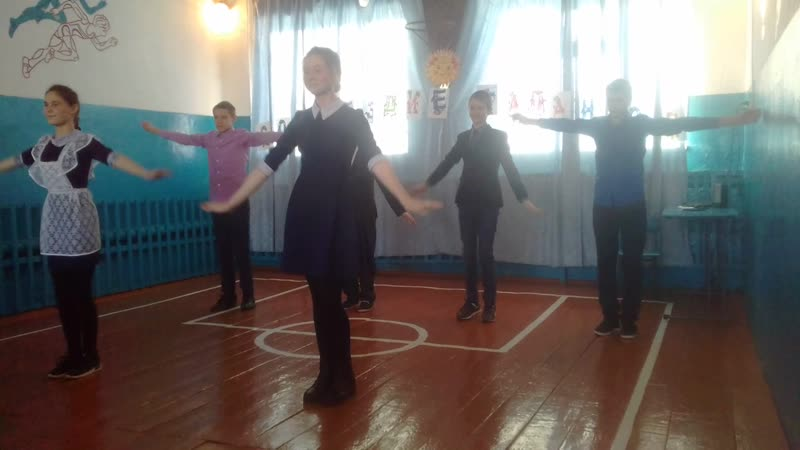 танец 7,8кл