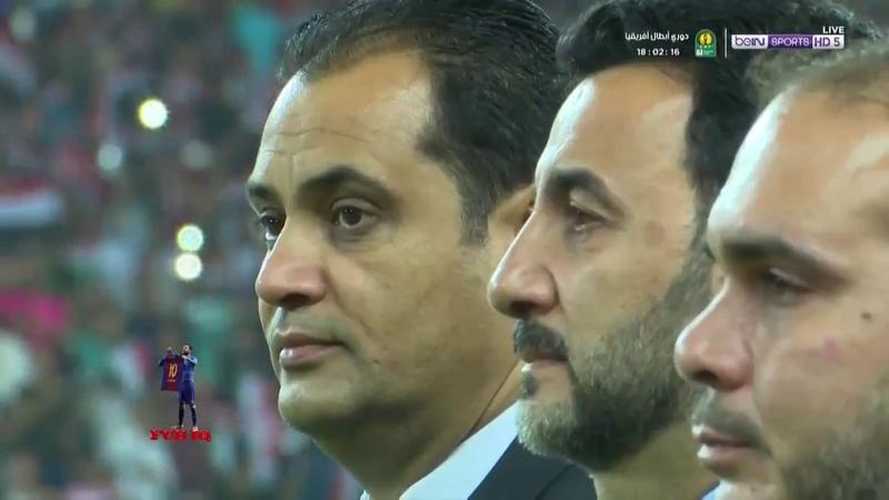 Iraq national anthem by 60,000 fan , Jordan vs iraq epic