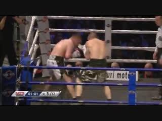 Керман Лехаррага vs Фрэнки Гэвин (Kerman Lejarraga vs Frankie Gavin) 17.11.2018