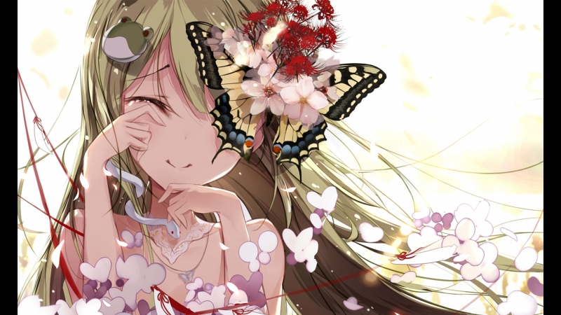 Aitsuki Nakuru - Monochrome Batterfly