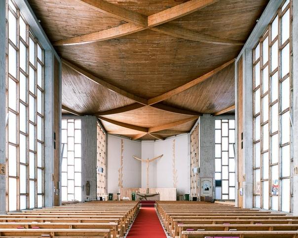 Самые красивые церкви мира.