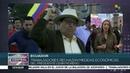 Ecuador trabajadores rechazan medidas económicas de Lenín Moreno