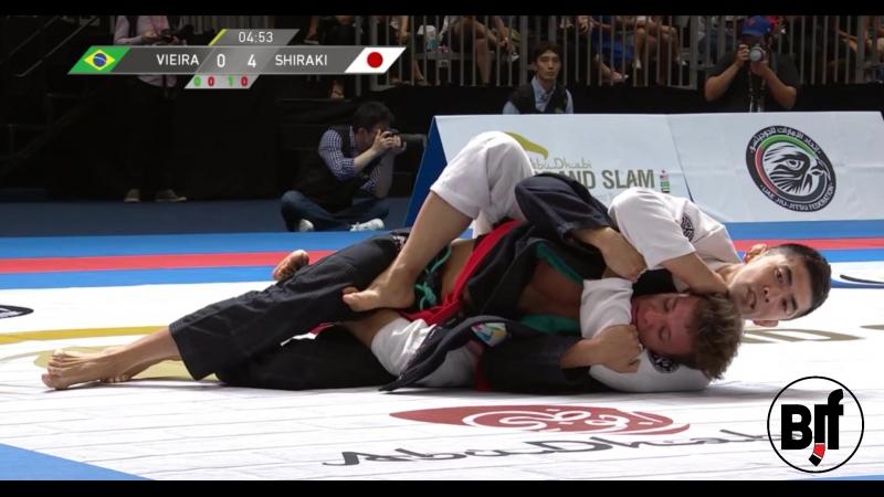 Alexandre Viera vs Daisuke Shiraki TokyoGS