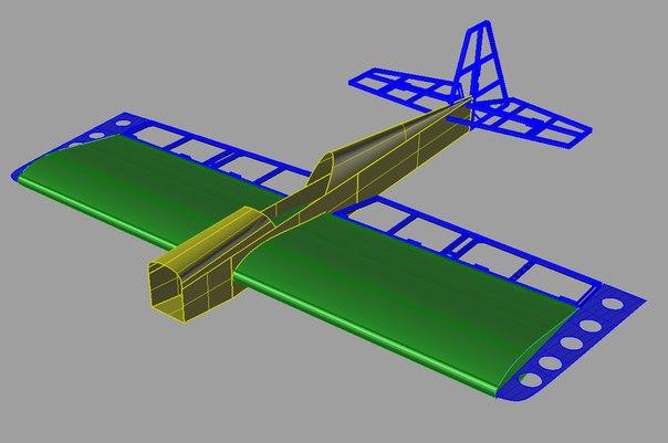 Модель самолеты своими руками