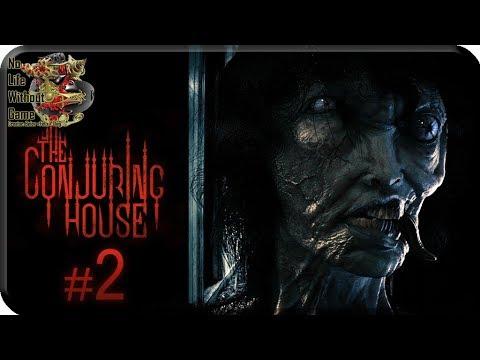 The Conjuring House 2 Ключ Рака Близнецов Весы Ножовка 2 Статуэтки Уиджи Прохождение на русском