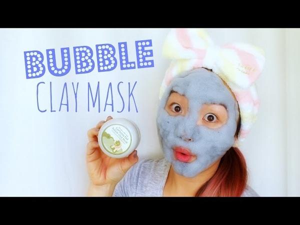 Elizavecca Milky Piggy Carbonated Bubble Clay Mask ♡ 엘리자베카 밀키피기 탄산 버블 클레이 마스크팩