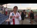 Сурдлимпиада-2013. Дарья Гайнетдинова - чемпионка по бегу с препятствиями