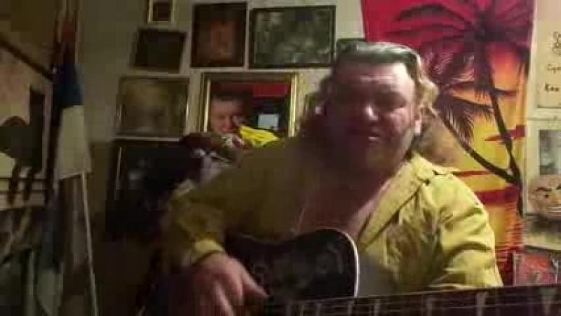 001_ты вы выпила водку-береги теперь свою пилоткухит певца пророка сан боя под гитару