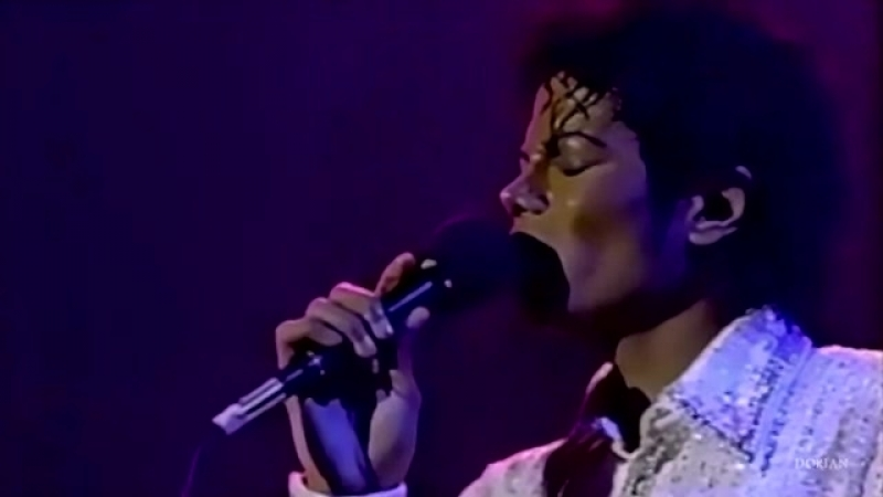 Michael Jackson - She's Out Of My Life (Live In Toronto, 1984)