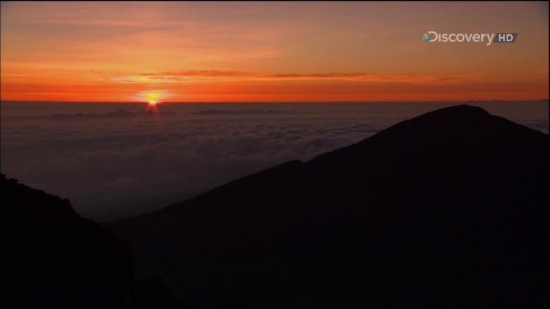 Восходы. Кратер Халеакала на о. Мауи.