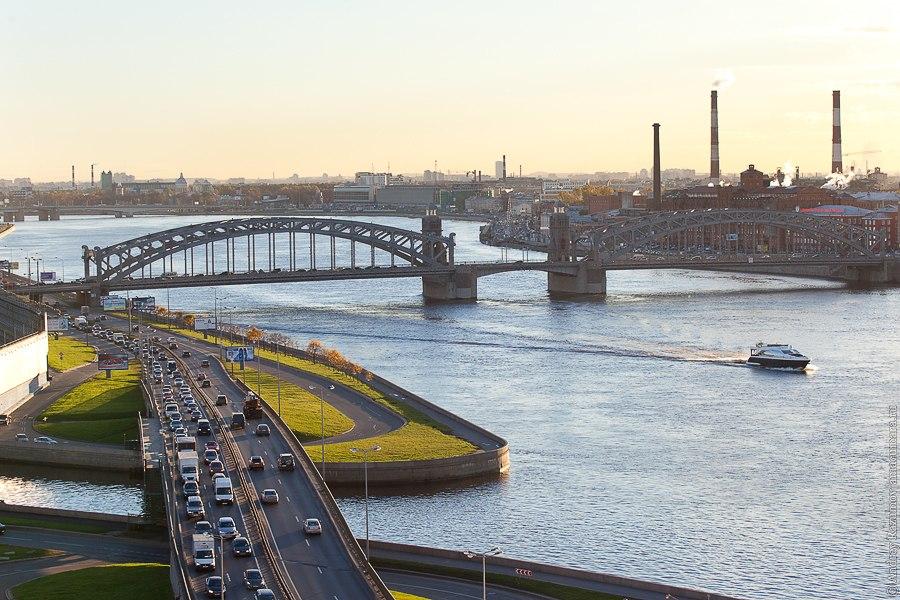 Санкт-Петербург Охта