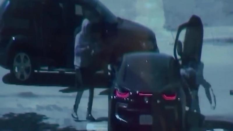 Убийство Xxxtentaciona было запечатлено на камеру видеонаблюдения