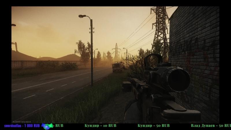 Escape fromTarkov. 39. Путь к 995-ым продолжается. Ночной завод.