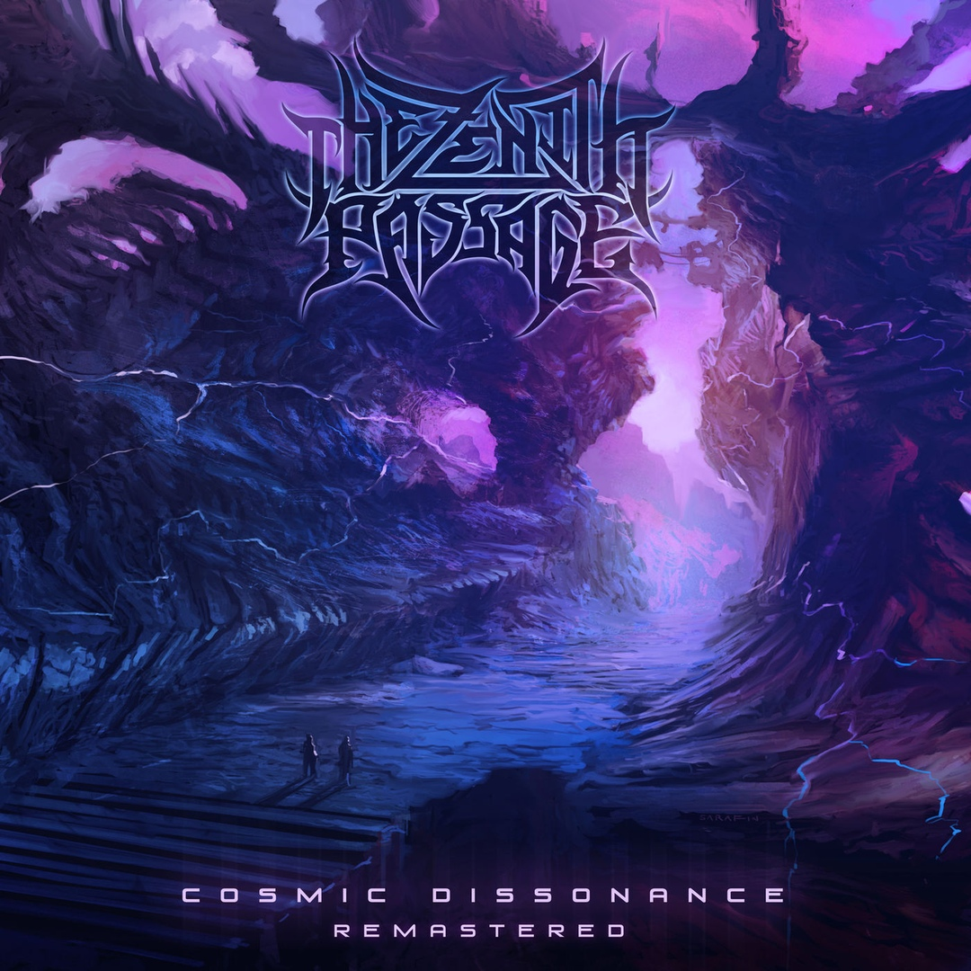 The Zenith Passage - Cosmic Dissonance [Remastered] (2018)