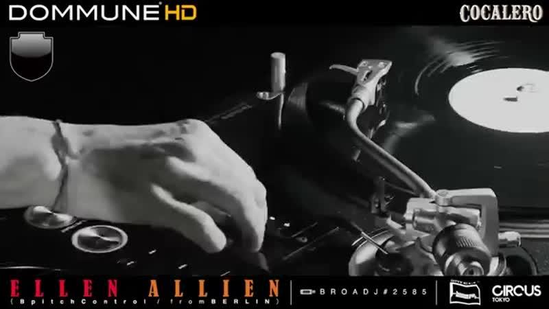 Ellen Allien - Live @ Dommune, Tokyo 01.10.2018