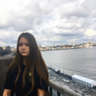 Виктория Кудинова
