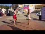 латина воздух импровизация)))