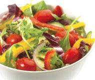 Идеальный  салат для постящихся на Новый год!