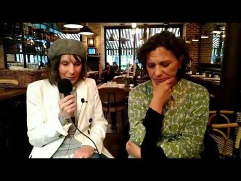 Rendez-Vous Ce Mardi Soir 22H15 LIVE Avec Farida Belghoul Magalie Lepape Juriste d'Entreprise