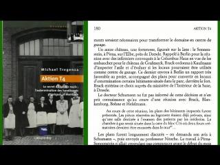 L'euthanasie sous Hitler: un prélude au gazage des Juifs?