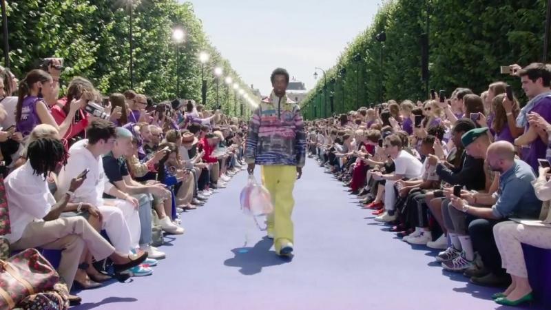 Louis Vuitton Men's Spring-Summer 2019 Fashion Show