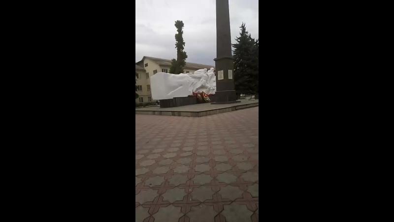 Прогулка по Зернограду