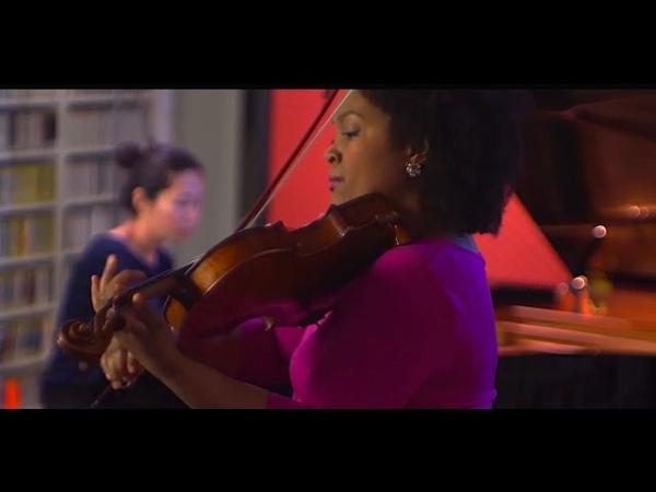 Rebecca Clarke: Passacaglia on an Old English Tune   Amber Archibald, viola Jamie Namkung, piano
