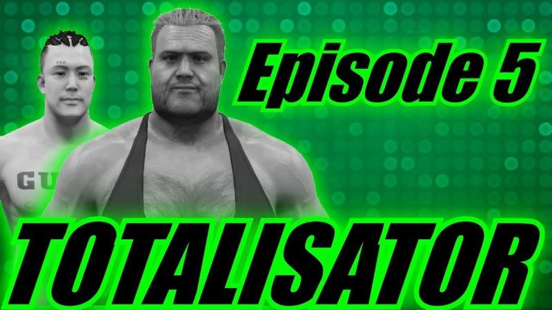 WWE2K19 Universe Mode | TOTALISATOR Ep5.