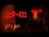 Let's Play: SCP-432. Монстр в шкафу