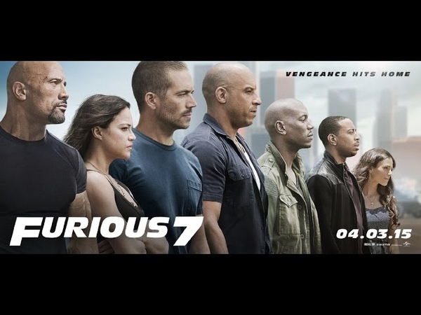 Fast Furious 7 Official Theme Song