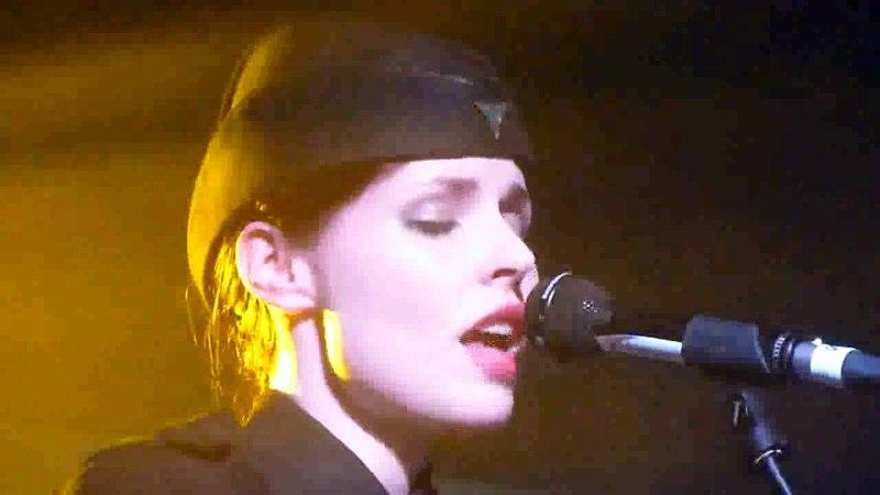 Laibach 'Take Me To Heaven B Mashina Iron Sky' HD @ Manchester, Academy 3, 12 04 2012