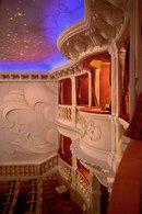 Belloni - оперный театр,торговая марка, схема расстановки, логистика, хранение, доставка, грузовой автотранспорт...
