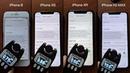 Проверяем ШИМ на AMOLED/OLED экранах iPhone XS Max, Galaxy Note 9 и Mate 20 Pro