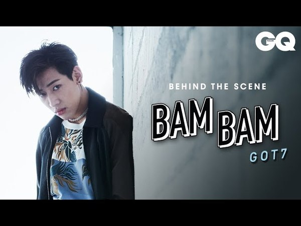 Behind The Scenes - Bam Bam Got7