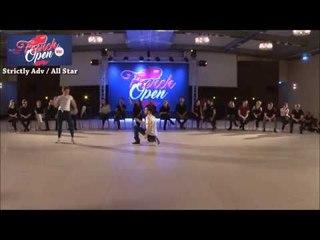 Angélique PERNOTTE & Nicolas BOURGEAIS - 1st place Strictly Adv-All-Stars FOWCS 2018