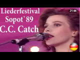 C.C. Catch Liederfestival Sopot`89