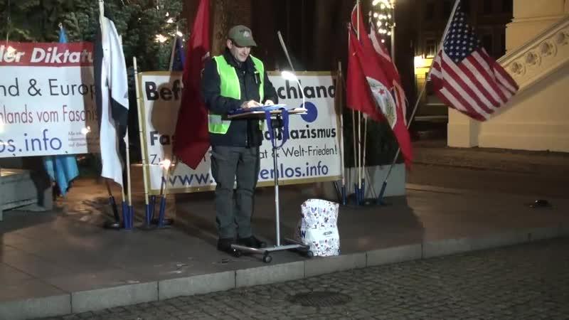 Politisch religiöse Verfolgung gegen ethnische Minderheiten in Mecklenburg- Vorpommern