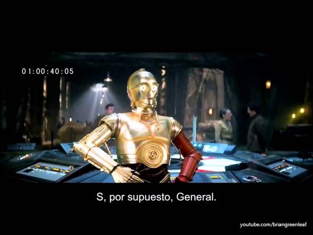 Star Wars The Force Awakens Deleted Scenes: Jakku Message 2016 Blu-Ray (1080p HD)