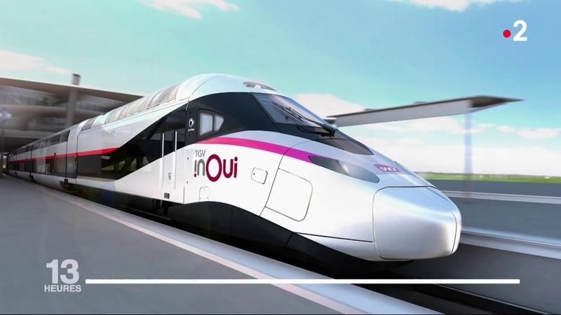 La SNCF va commander 100 TGV du futur à Alstom