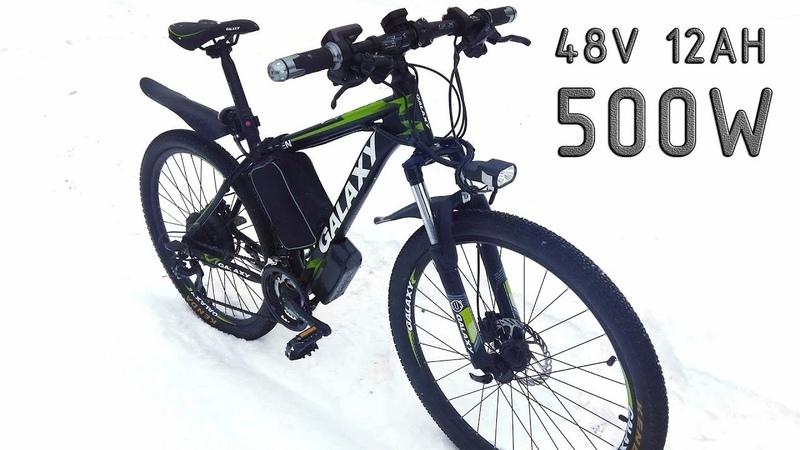 Электровелосипед с АлиЭкспресс Три месяца обкатки