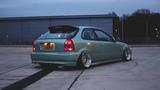 Honda Civic ek9 (music  Ghostemane - VENOM )