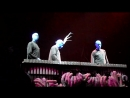 Blue Man Group Pipe Medley with Crazy Train Lady Gaga