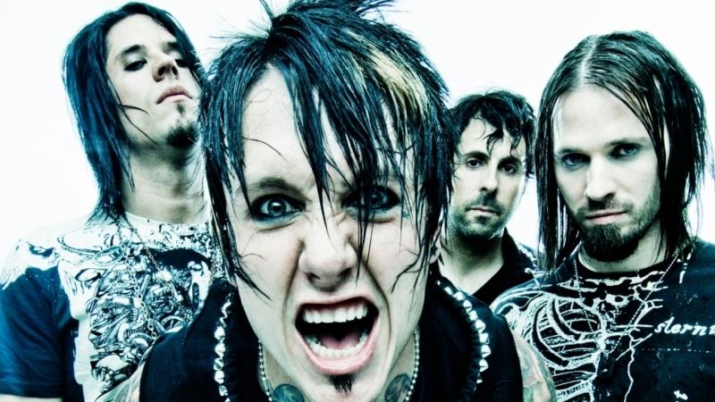 Papa Roach 2015 01 23 Detroit, MI, USA The Filmore